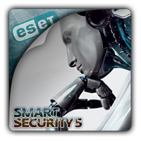 Eset Smart Security 5 Software by Narcizze