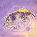 Wolf of Space by yuumei