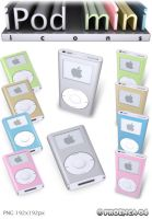 ipods_mini_icons by proenca