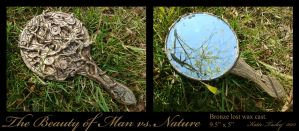 The Beauty of Man vs. Nature by bug-in-my-eye