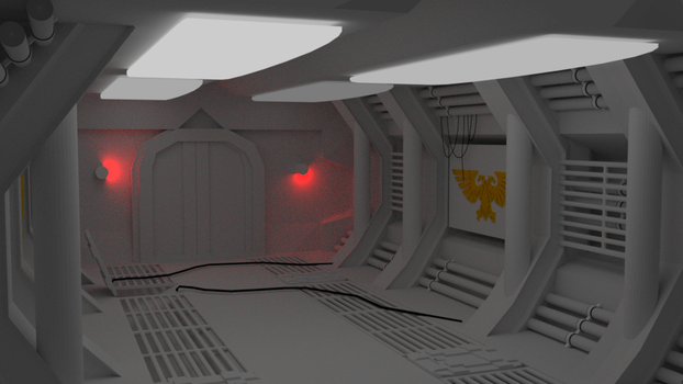 Inquisition Bunker Hall by Dreamwalker47