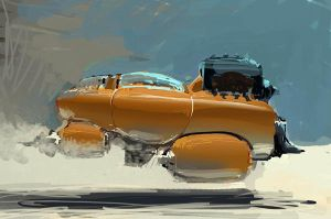 car sketch v2 by arth00