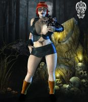 Gothic Velma by Chup-at-Cabra