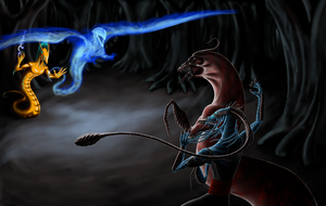 In the forest deep... by CamaroLp