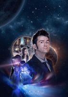 Doctor Who - Titan Comics: Tenth Doctor #2.3 by willbrooks