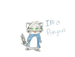 Ima Penguin by xXMeganMavelousXx