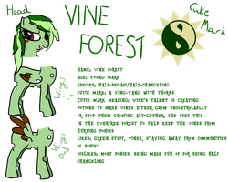 Vine Forest .:concept design:. by xXElectric-HybridXx