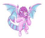 Candy Floss Manticore by Eltharion