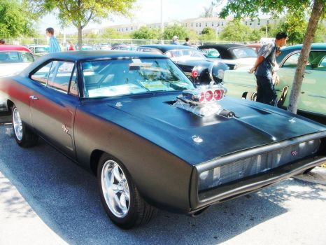 Fast and The Furious Dodge Charger RT by ThexRealxBanks
