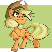 Apples by Delnum