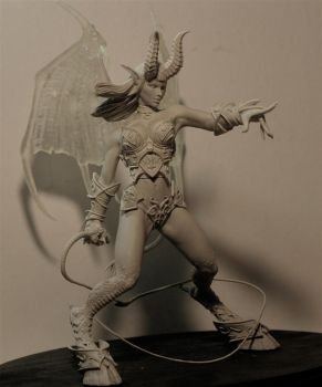 Warcraft succubus by LocascioDesigns