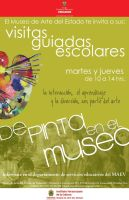 Cartel Museo de Arte by alexflowers