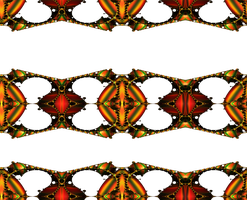 Lysergica Semitransparent Pattern 12 by PhotoComix2