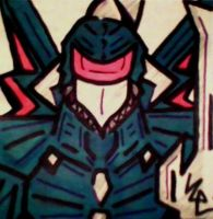 Gigan Final Wars Post-It by dark-es-will