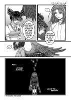 Mote-Mote Webcomic 20110903 by kurohiko