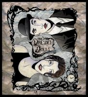 Dresden Dolls by kmajor