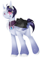 MLP OC :: Cryptic Scripture by SILK-RIBBON