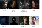 Resident Evil animated movies characters by IsmaelUchihaSan