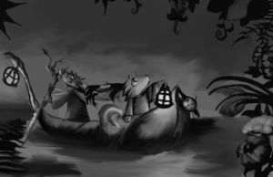 The Explorers of Mulberry Lake by sugerplumfairygirl