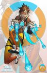Tracer Cheers Love by Godsartist