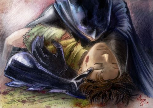 Death of a Son by MGNemesi