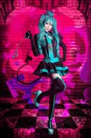 Hatsune Miku by MM-yam