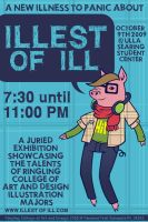 Illest of Ill Poster by RSaffold