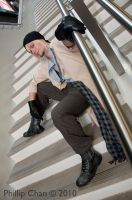 Snow Villiers by AkraruPhotography
