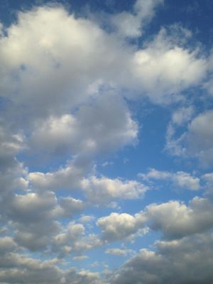 Clouds 7 by JewelsStock