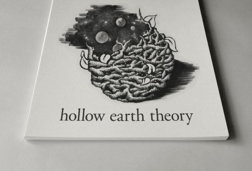 Artwork - hollow earh theory by cypok-workshop