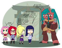 Never Compliment an Oni Ether 1 by Dragon-FangX