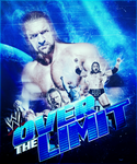 WWE OVER THE LIMIT 2012 POSTER v2 by HHHGFX