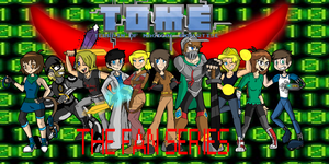 Tome Title Screen,well my one anyway. by BillyBCreationz