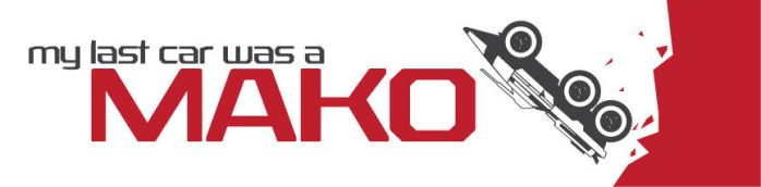 Mako Bumper Sticker by tehspikey