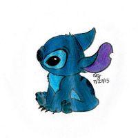Stitch by Spooneh21