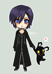 Xion by Spazzly