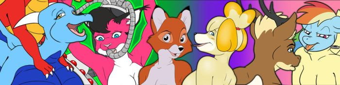 NSFW Patreon banner 4 by Foxbeast