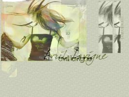 Wallpaper - Avril Lavigne by l0nd0n-calling