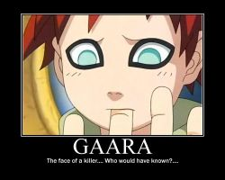Baby Gaara by BluePhoenix1919