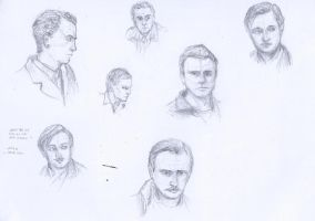 Colditz Sketches 3 by SpecialWeaponsDalek