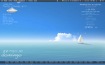 My Desktop SL 10.6.7 by satyriko