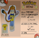 Smeage - Poke Village App by MoonLightShadowRain