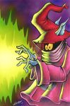 Orko MOTU by HobascusHolluck