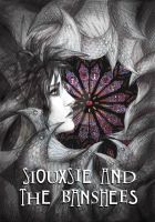 Siouxsie and the banshees by RynaKatte