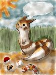 Furret by First1stClass