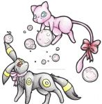 Mew And Umbreon SEARCH
