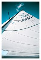A Sail in the Wind by McFossey