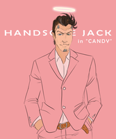BL2 Handsome Jack02 by redelice
