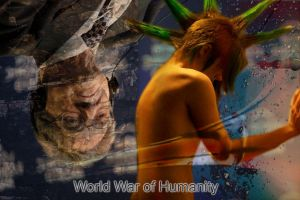 World War of Humanity by damylion