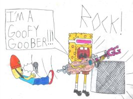 Goofy Goobers Beat Rappers by Trulycoolarts975